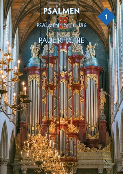 Paul Ritchie Psalmen deel 1 Omslag A3+.indd